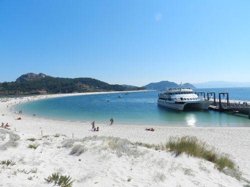 Cómo llegar a la Playa de Rodas