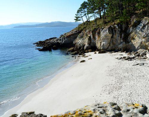 Playas y rutas de senderismo en las Islas Cíes