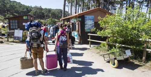 Precios del camping de las Islas Cíes
