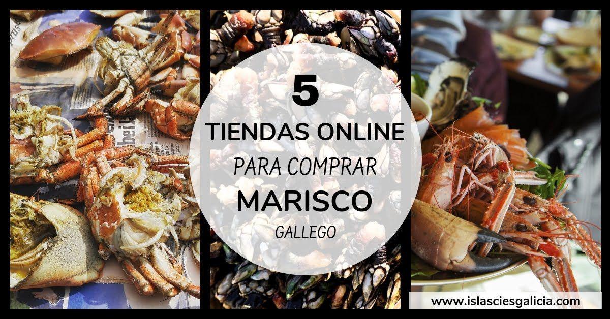 Marisco gallego comprar marisco online