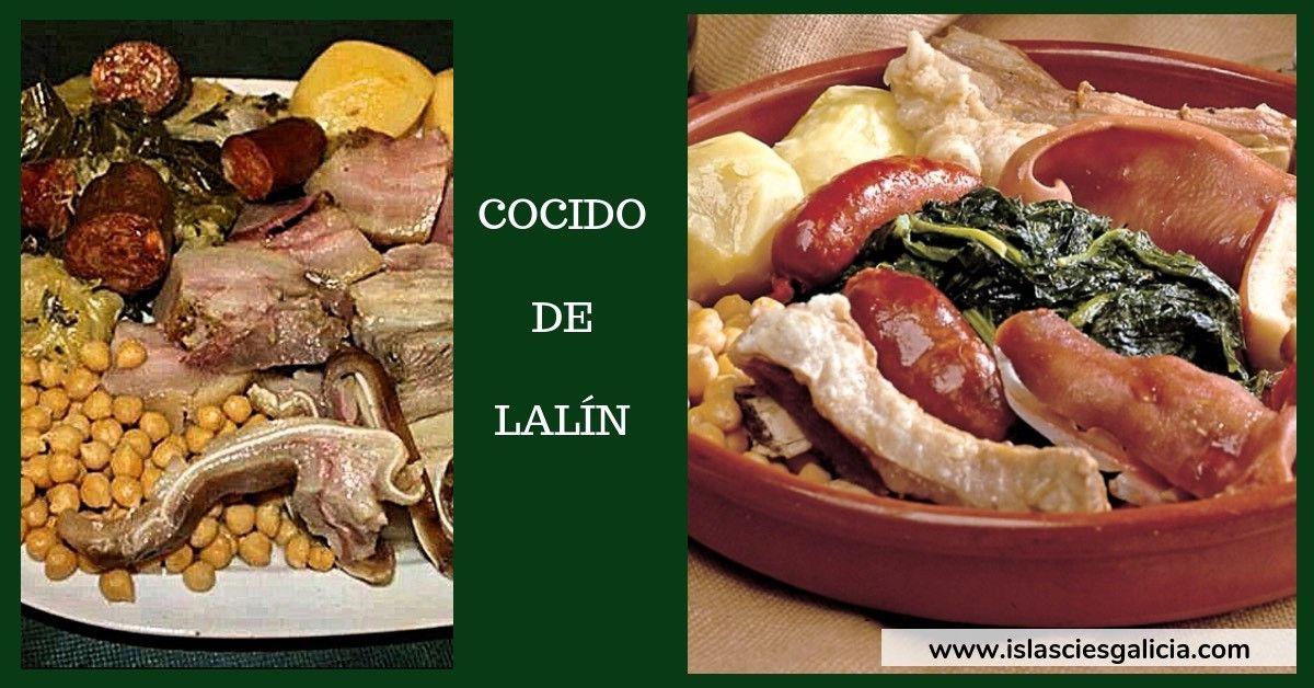 Feria del cocido de Lalín receta original
