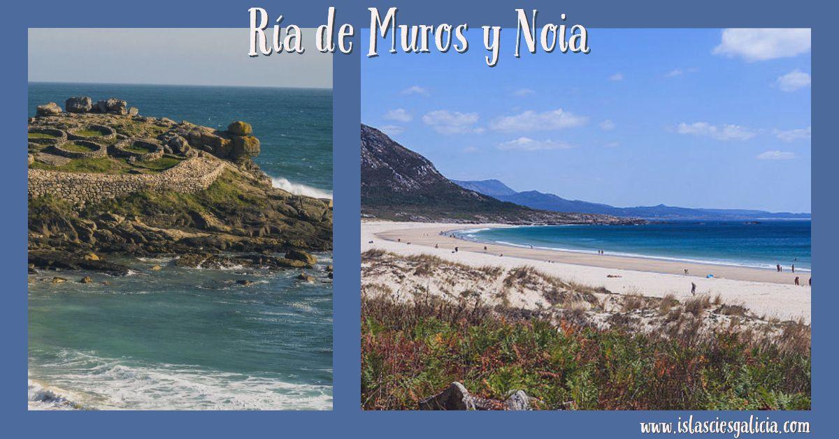 Playas de la Ría de Muros y Noia